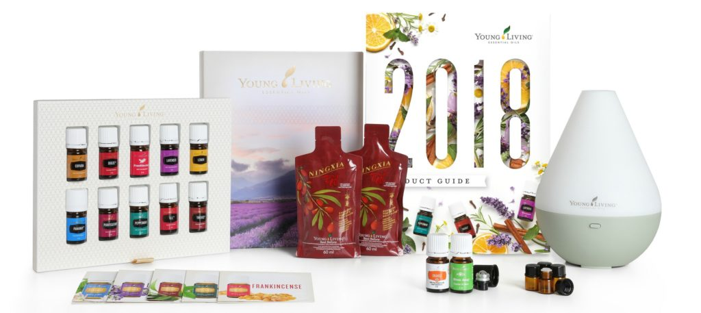 Young Living - aromatherapie