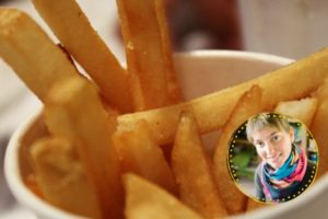 frietjes bakken zonder nare geurtjes
