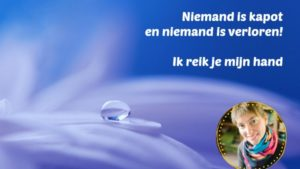 Niemand is kapot