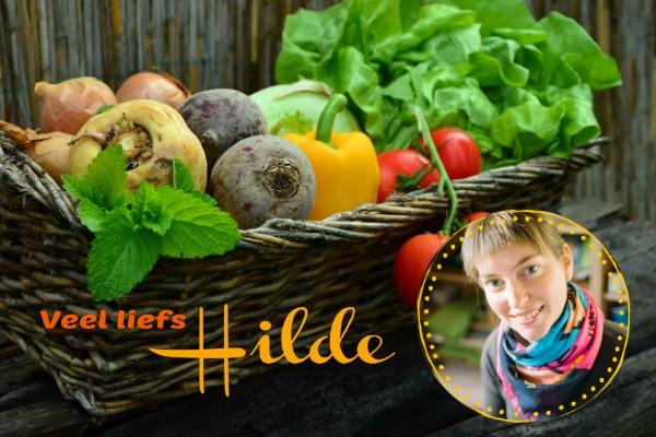 gezonde voeding - groenten en fruit - vermageren