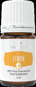 Etherische olie van citroen - Hilde Schoonjans