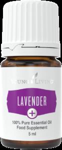 etherische olie van lavendel