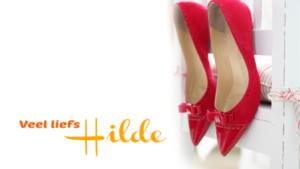 rode pumps - voetreflexologie