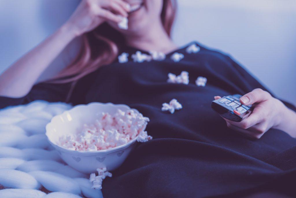 Binge watching maakt je leven beter