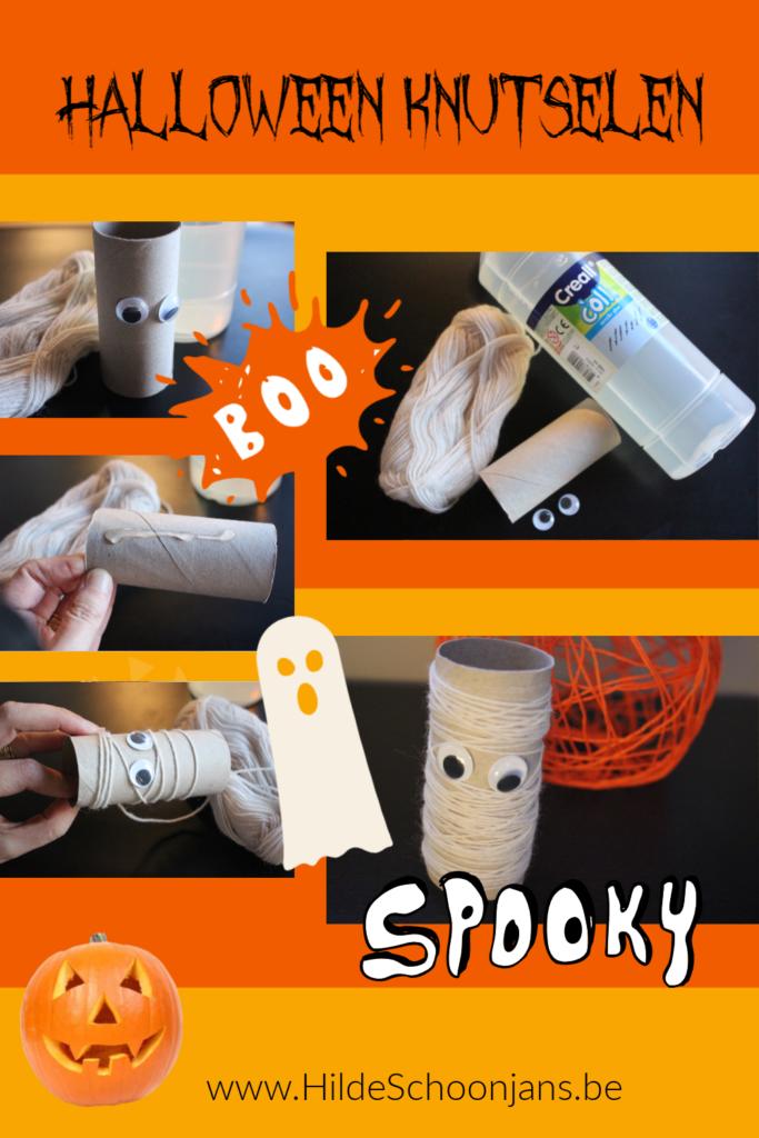 Mummie knutselen met kinderen