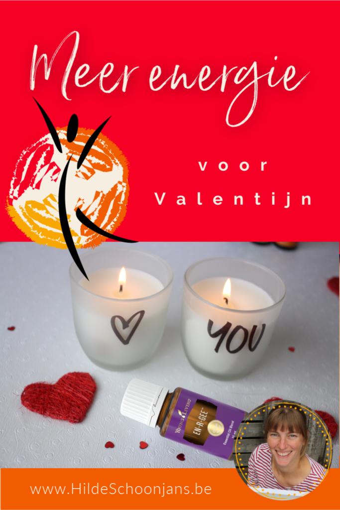 Meer energie voor je Valentijnsnacht