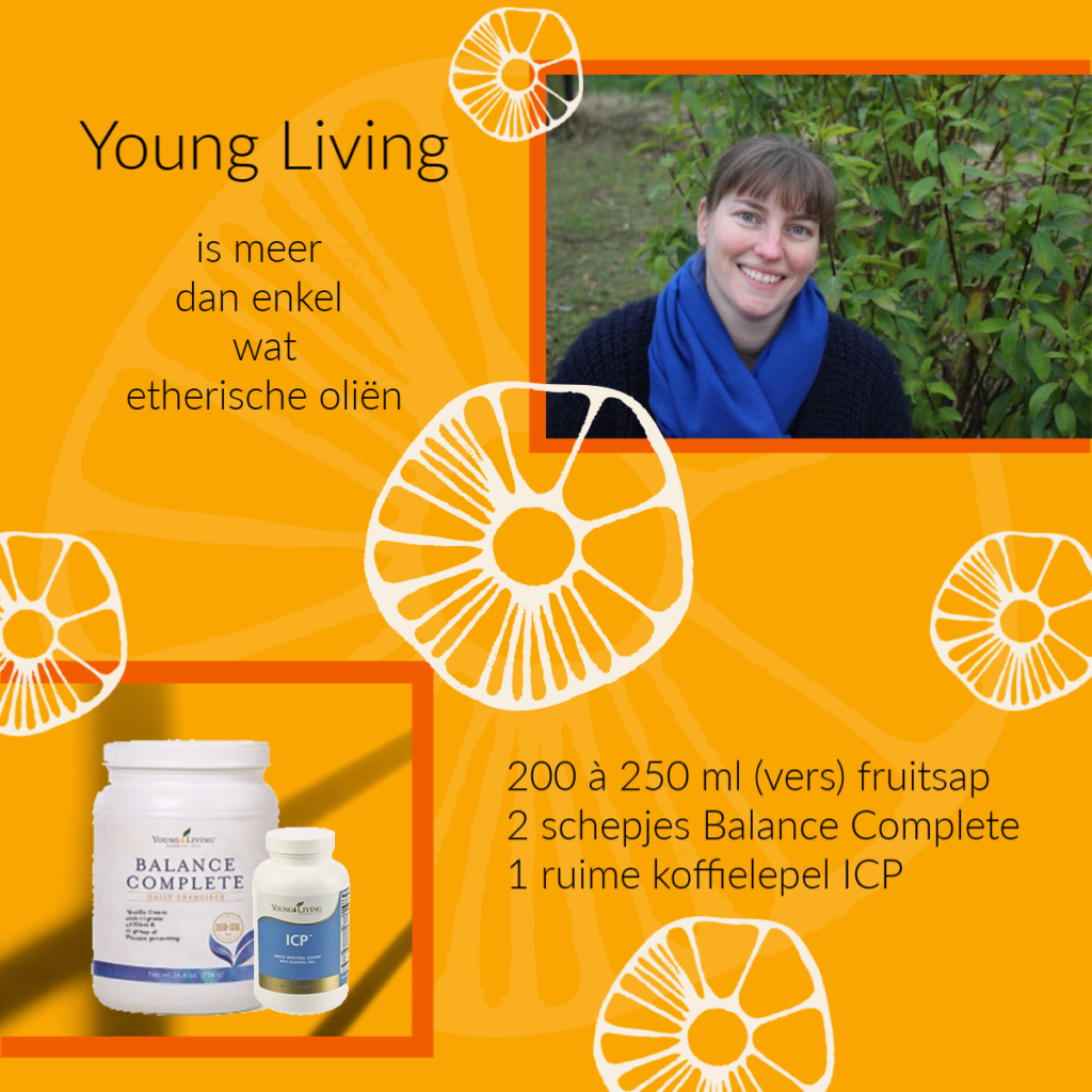 Young Living Balance Complete en ICP