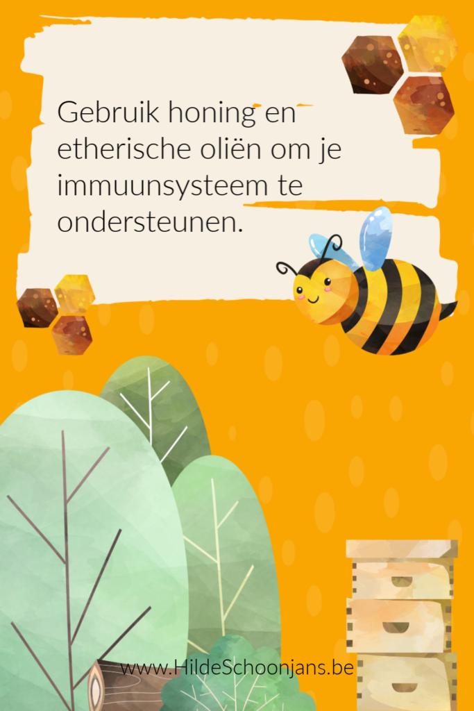 Honing bij allergie