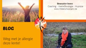 Weg met je allergie deze lente!