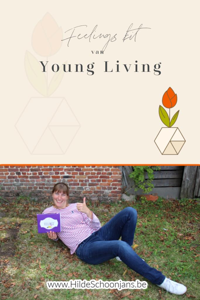 Feelingskit van Young Living deze lente