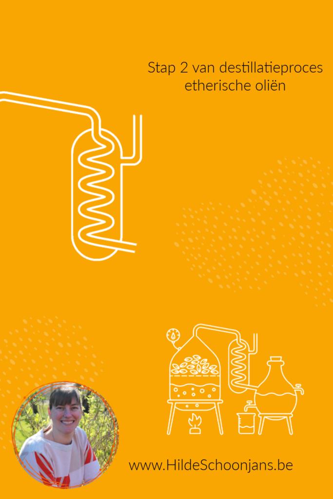 Destillatie stap 2