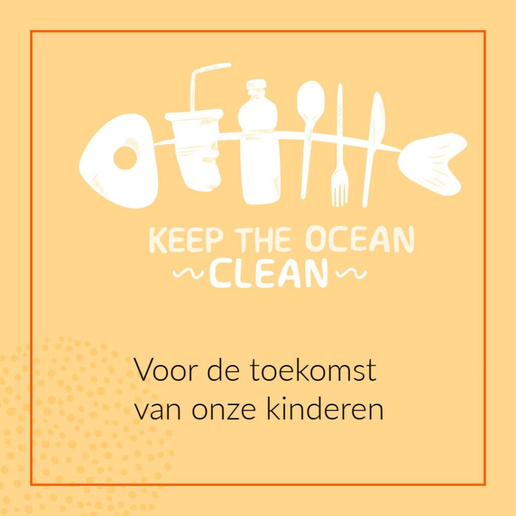 Keep the ocean clean