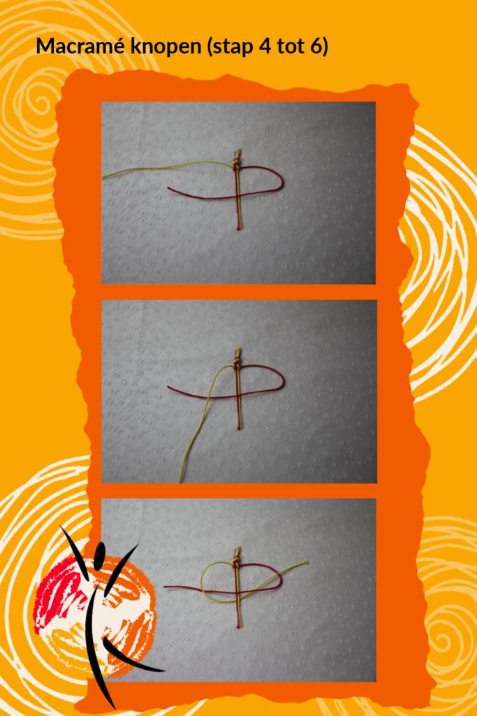 anti-muggenbandjes maken met macrame
