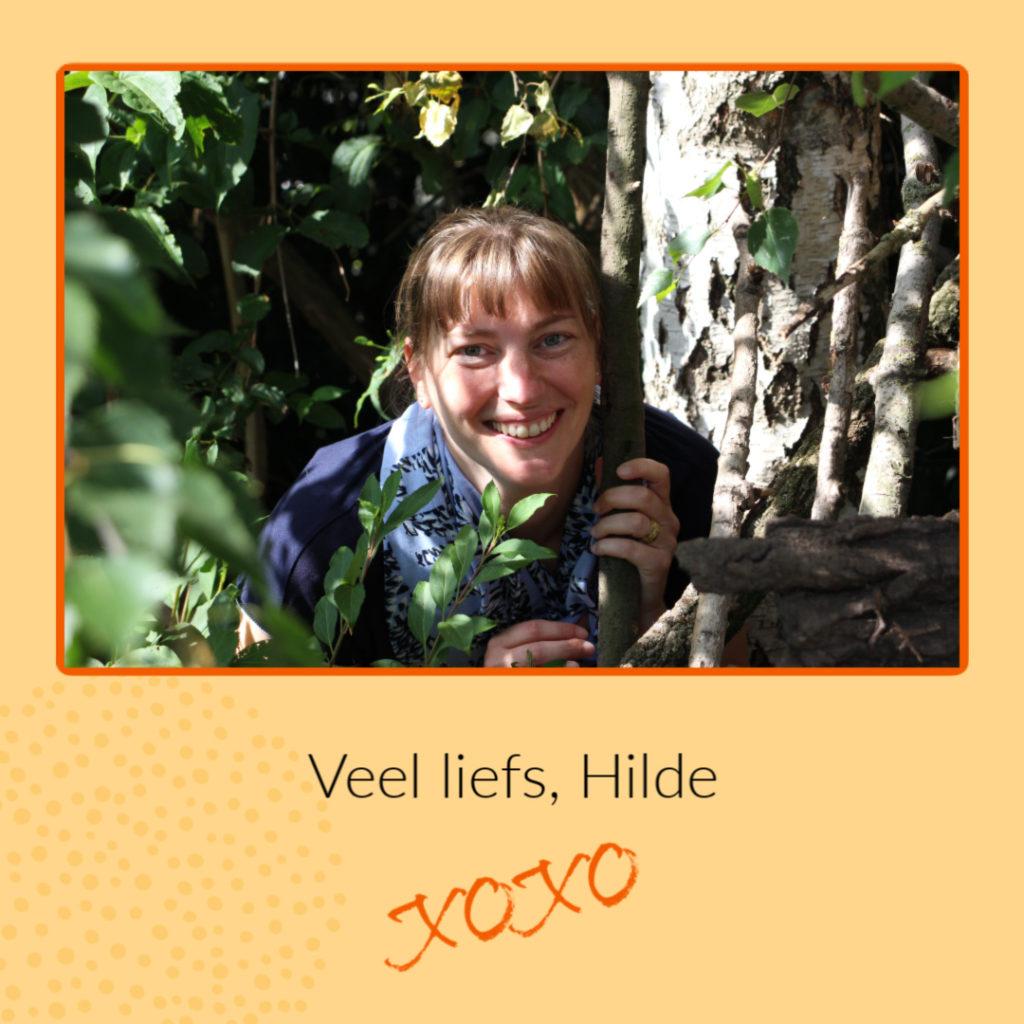 xoxo Hilde