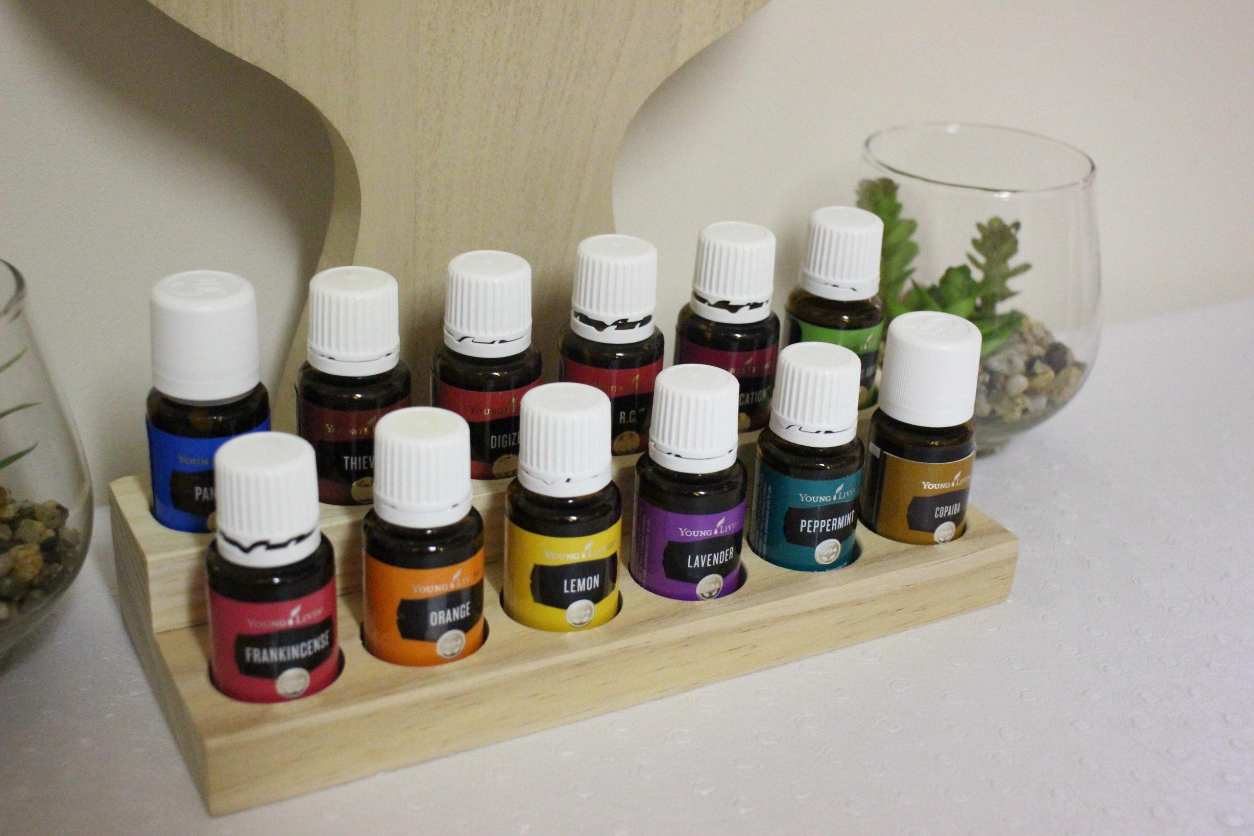 Etherische oliën - cursus aromatherapie