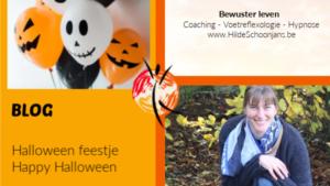 Blog - Halloween feestje