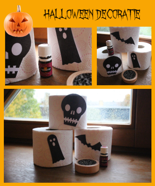 Halloween decoratie - DIY
