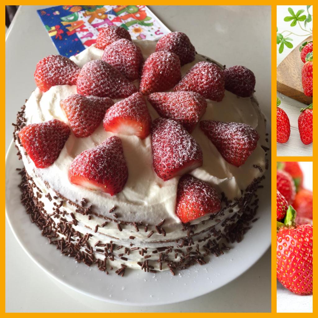 weekoverzicht - mijn taart - verjaardagstaart